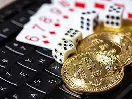 Cryptocurrency Online Casino Website