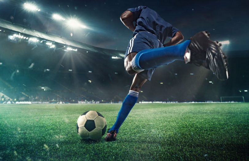 Play Soccer Game